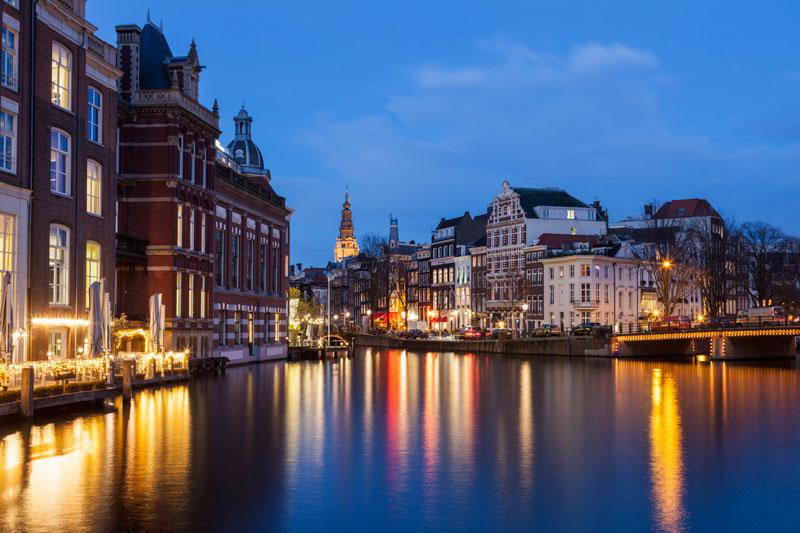 ciudad de amsterdam